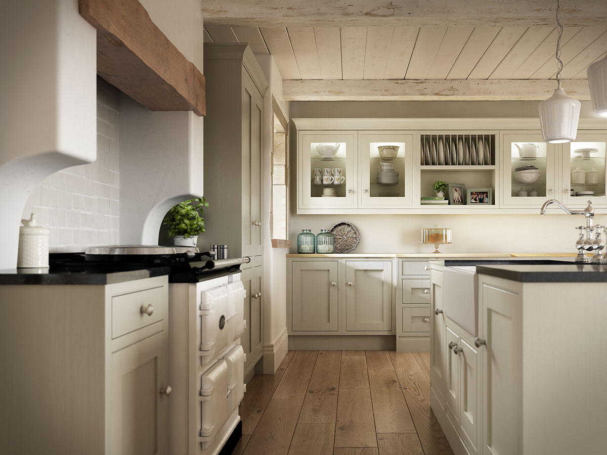 Harwood - Laura Ashley Kitchen Collection