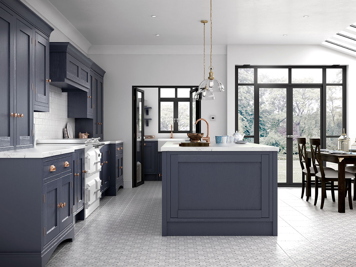 Helmsley - Laura Ashley Kitchen Collection