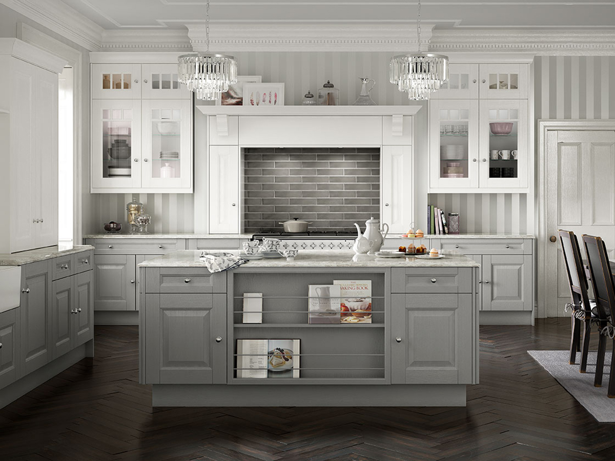 Bedale - Laura Ashley Kitchen Collection