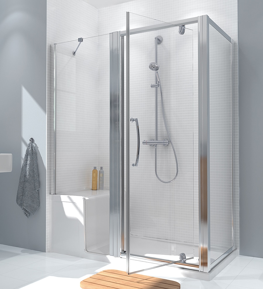 Classic collection by Lakes shower enclosures