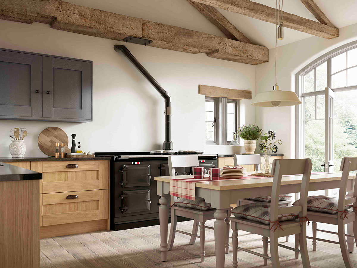 Linton - Laura Ashley Kitchen Collection