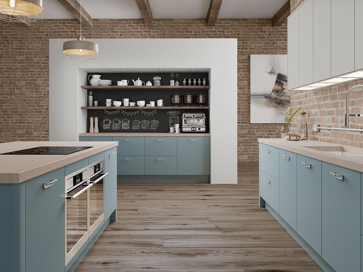 Richmond - Laura Ashley Kitchen Collection