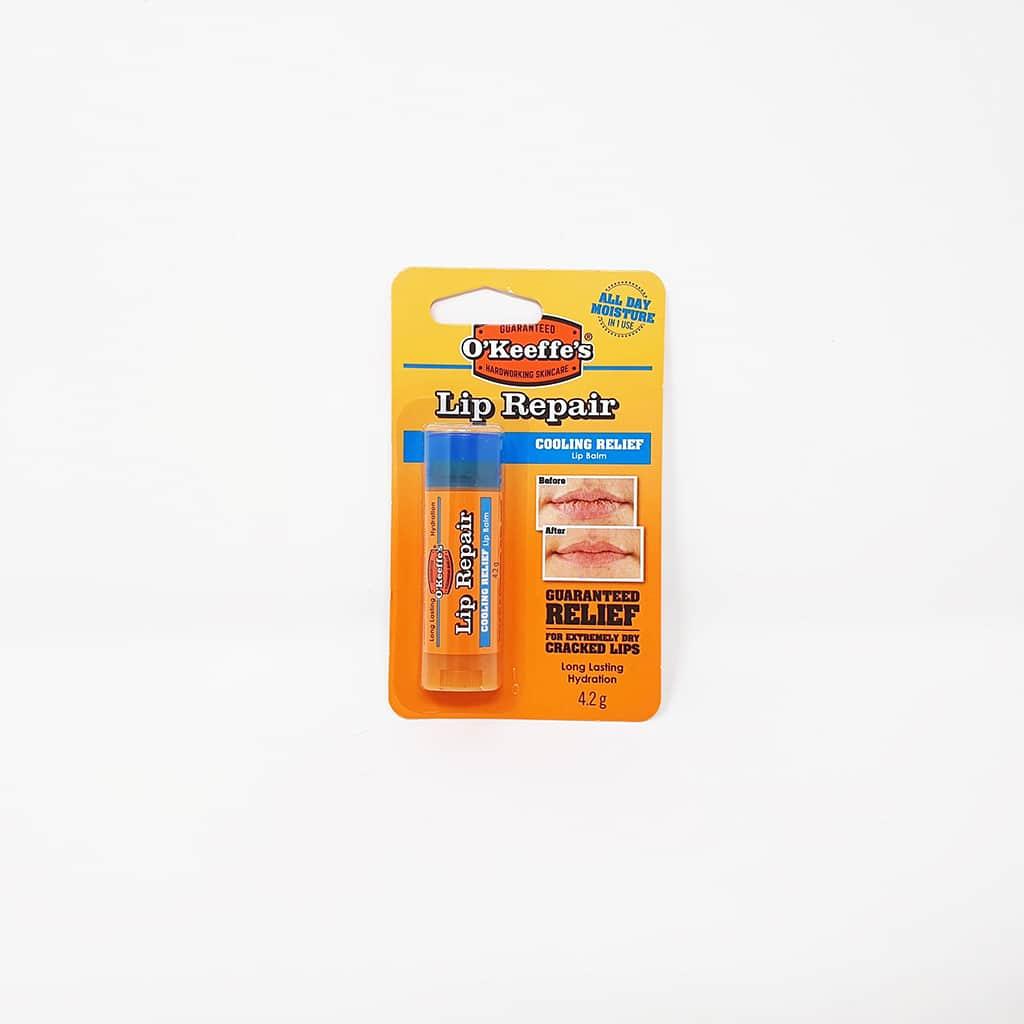 O Keeffes Lip Repair Cooling