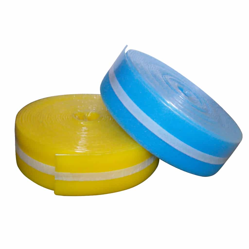 Perimeter Edging Strip with PVC Membrane