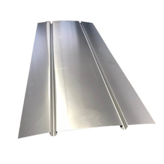 Double Groove Plate