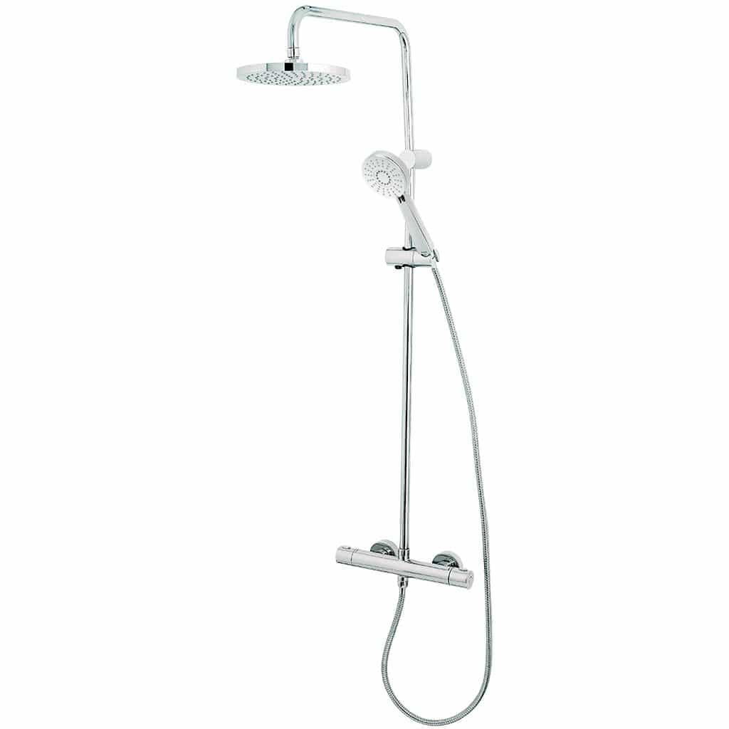 Stirling Cool to Touch Bar Shower with Diverter