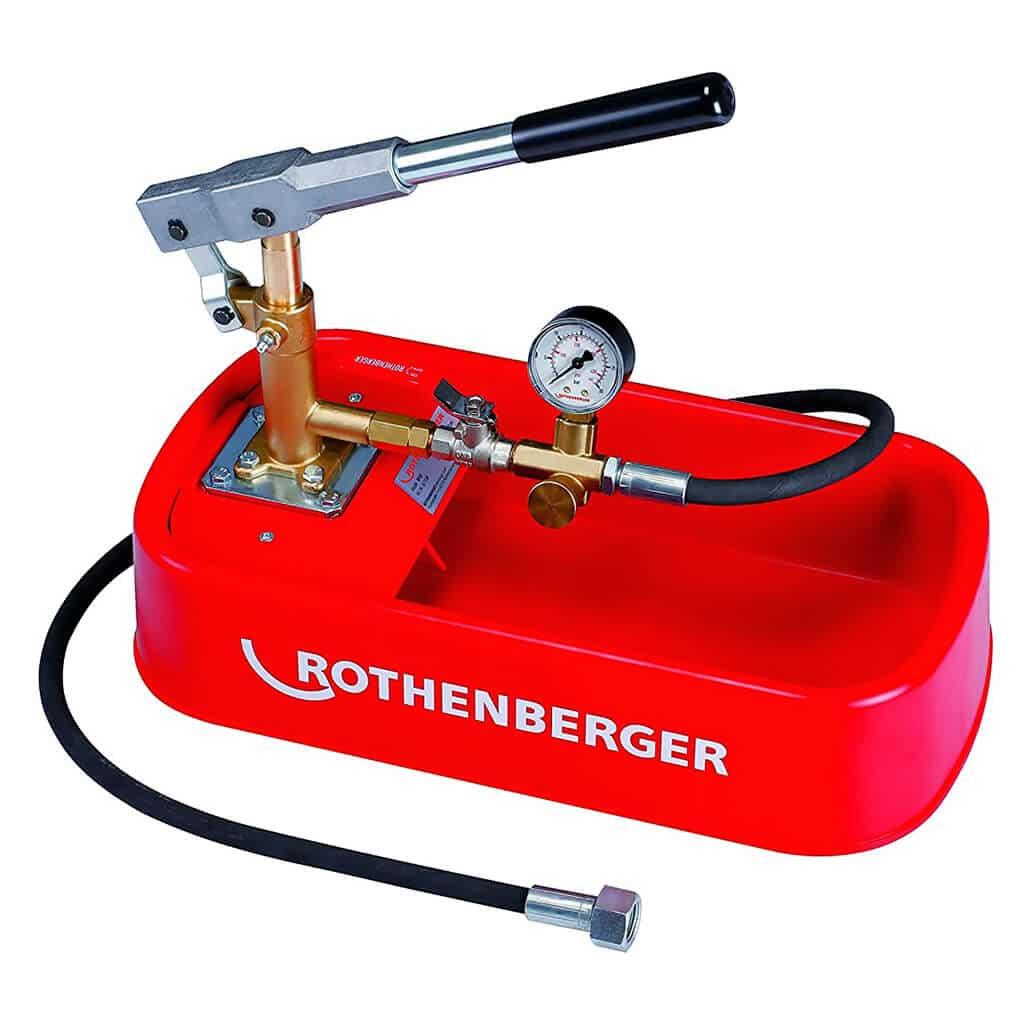 Rothenberger Pressure Testing Pump RP30