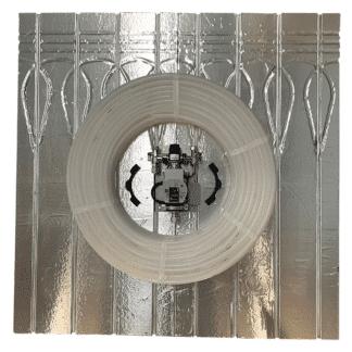 Floating Floor Underfloor Heating Packs