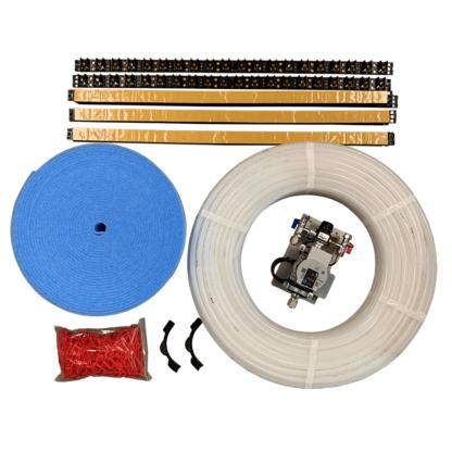 Underfloor Heating Pack Clip Rail Kit