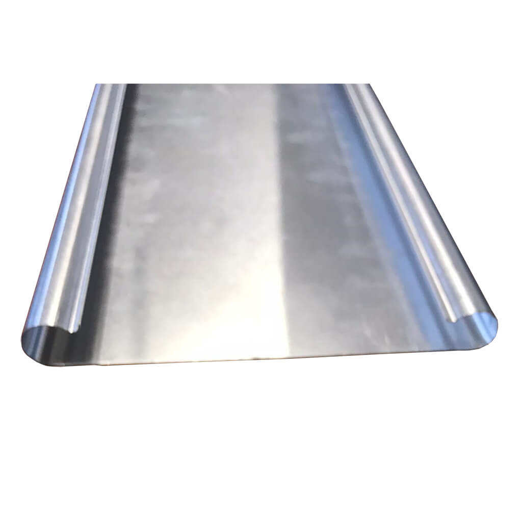 Fit From Below Double Groove Plate