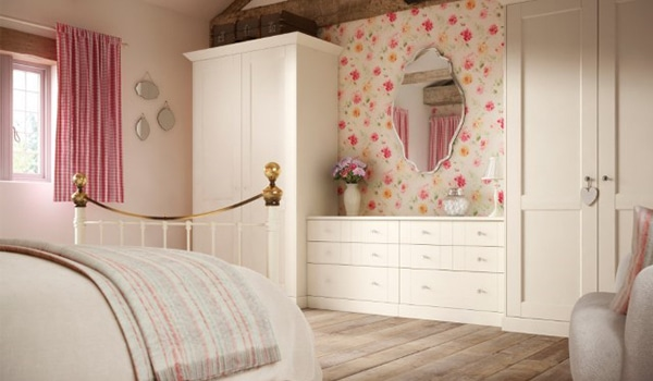 Sherborne - Laura Ashley Fitted Bedrooms