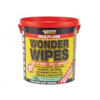 Wonder Wipes Multi Purpose Wipes