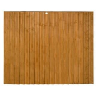 Feather Edge Fence Panel