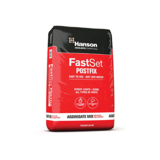 Fast-Set Postfix Polybag