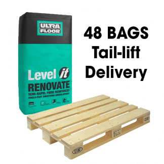 Ultrafloor Level It Renovate Pallet