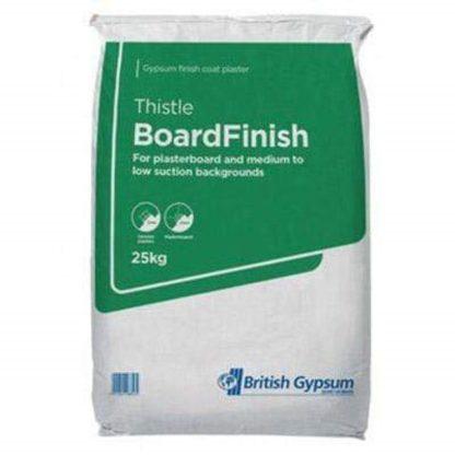 Thistle Plaster Board Finish 25kg