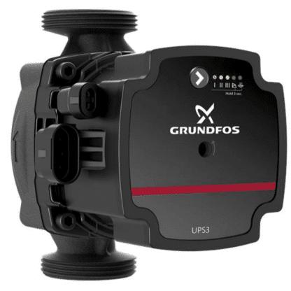 Grundfos UPS3 15-50 65 130mm Domestic Heating Pump
