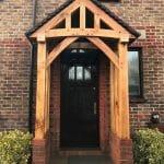 Oak Frame Porch