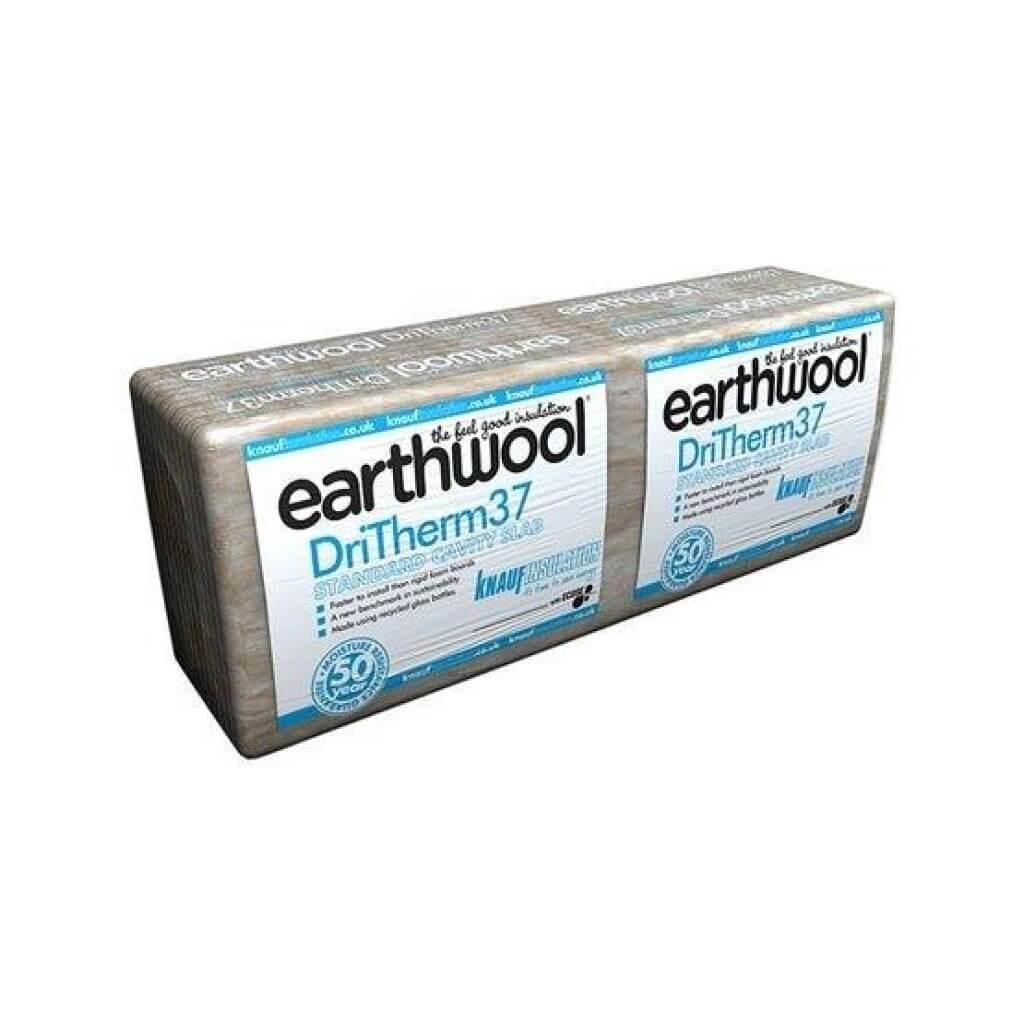 Knauf DriTherm 37 Cavity Earthwool Slab
