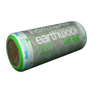 KNAUF Loft Roll44 Earthwool Combi Cut