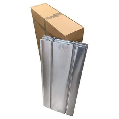 Double Aluminium Spreader Plate 40qty