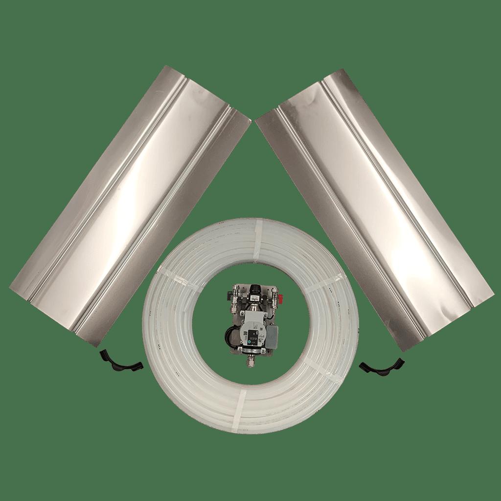 Underfloor Heating Plated Packs