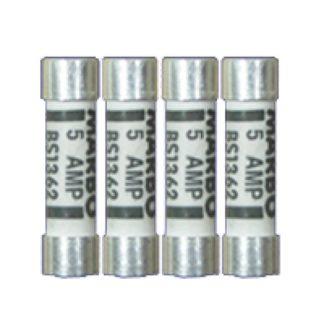 Sparkpak A22 5amp British Plug Fuses