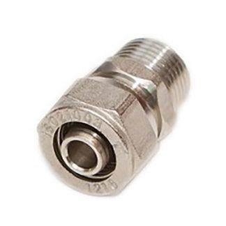 16mm x1/2 Reducer Nipple