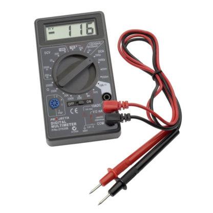 Electric Underfloor Heating Multimeter