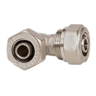 Underfloor Heating joiner elbow