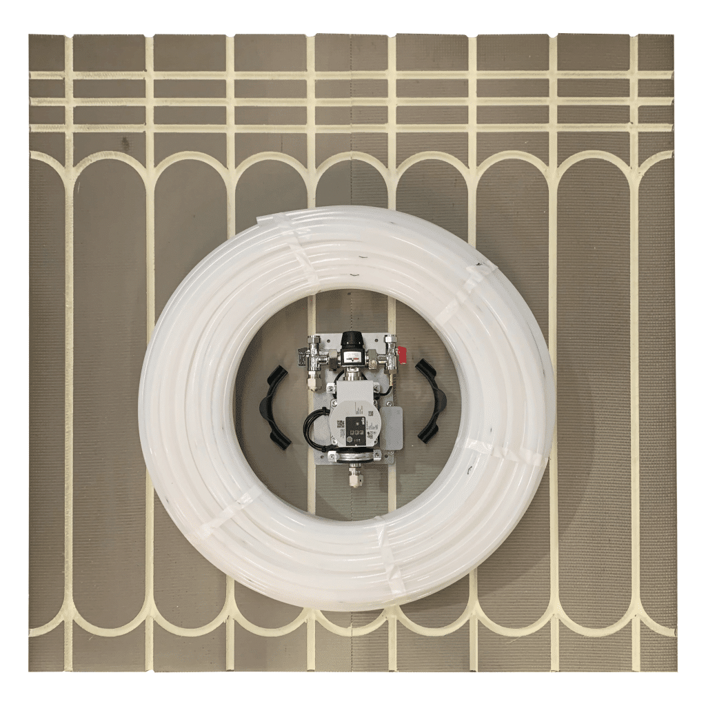 Retrofit Underfloor Heating Overlay Pack