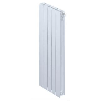 Riva Vertical Aluminium Radiators 80mm