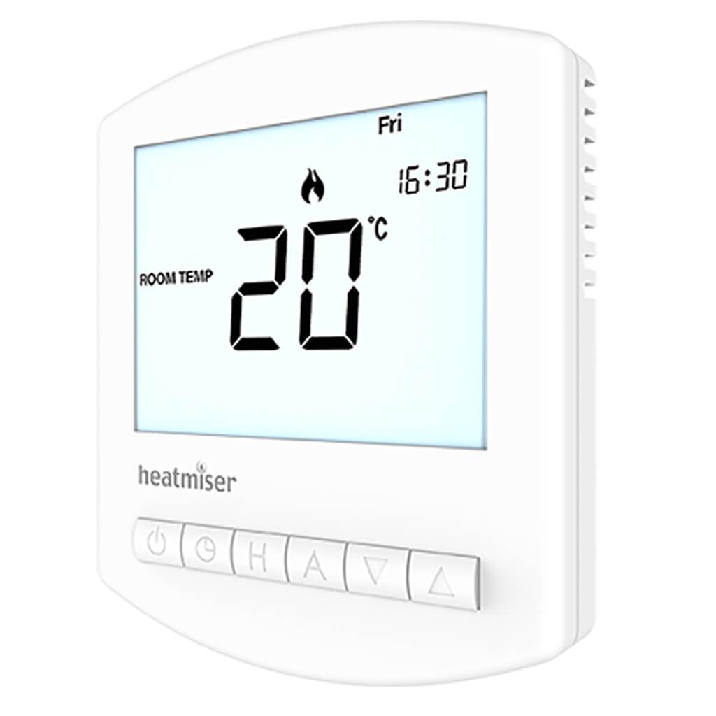 Heatmiser PRT/Slimline Programmable Thermostat