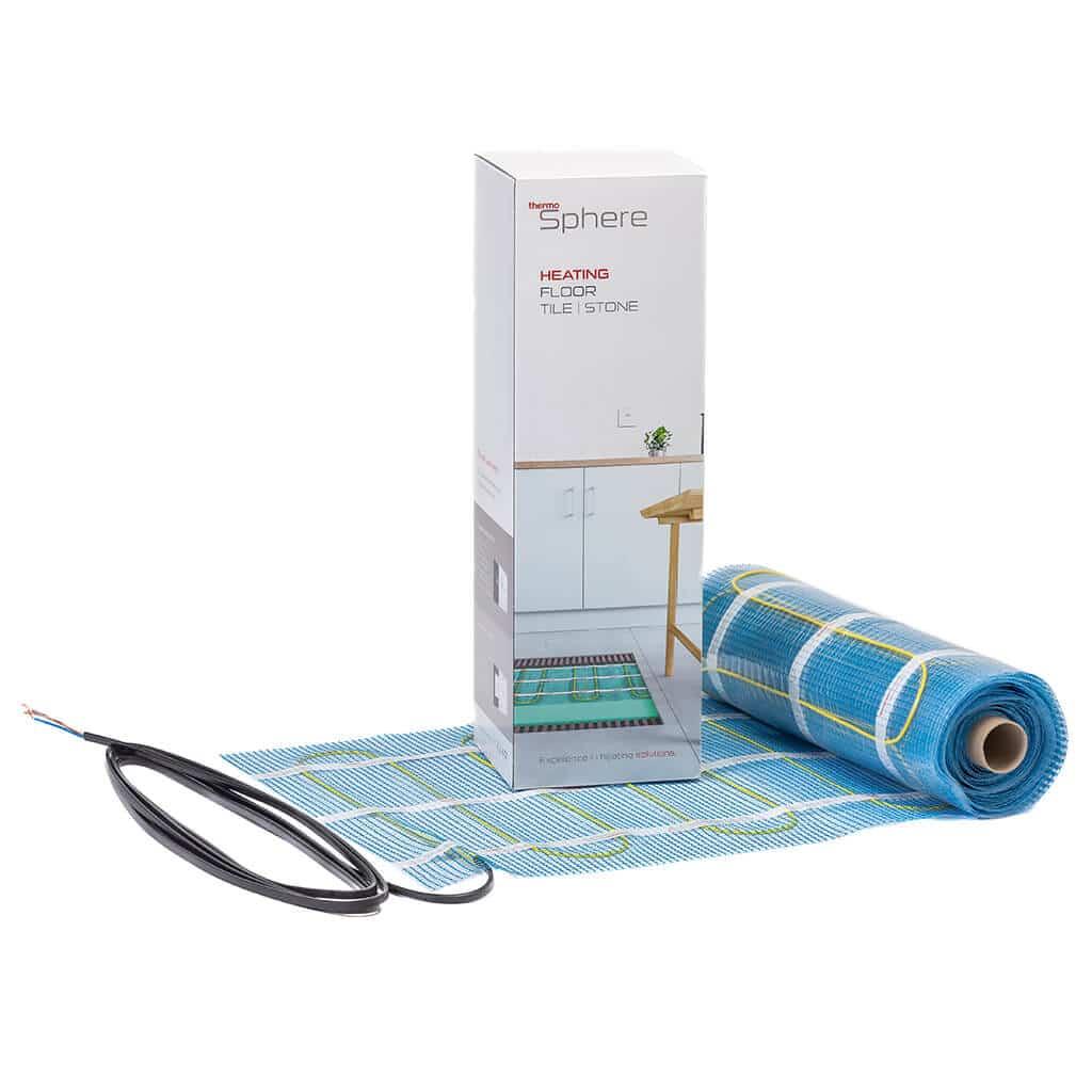 Electric 150w/m2 Mat Underfloor Heating