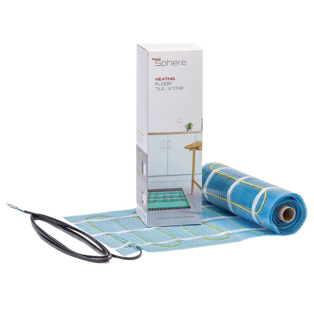 Electric Mat for Underfloor Heating - 200w/m2