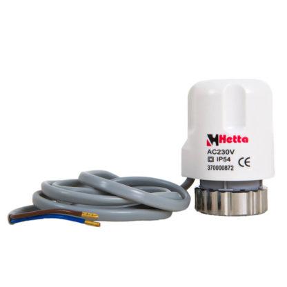 Hetta 2 Wire 230v Actuator