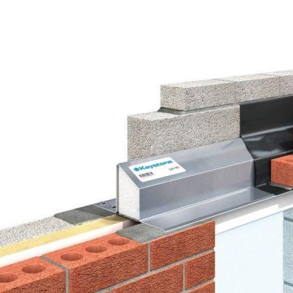 Keystone Cavity Steel Lintel S/K-90