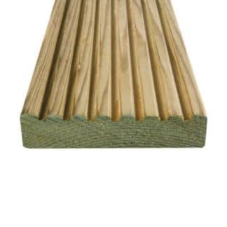 Tanalised Softwood Decking