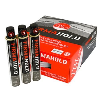 FirmaHold Collated Clipped Head Nails