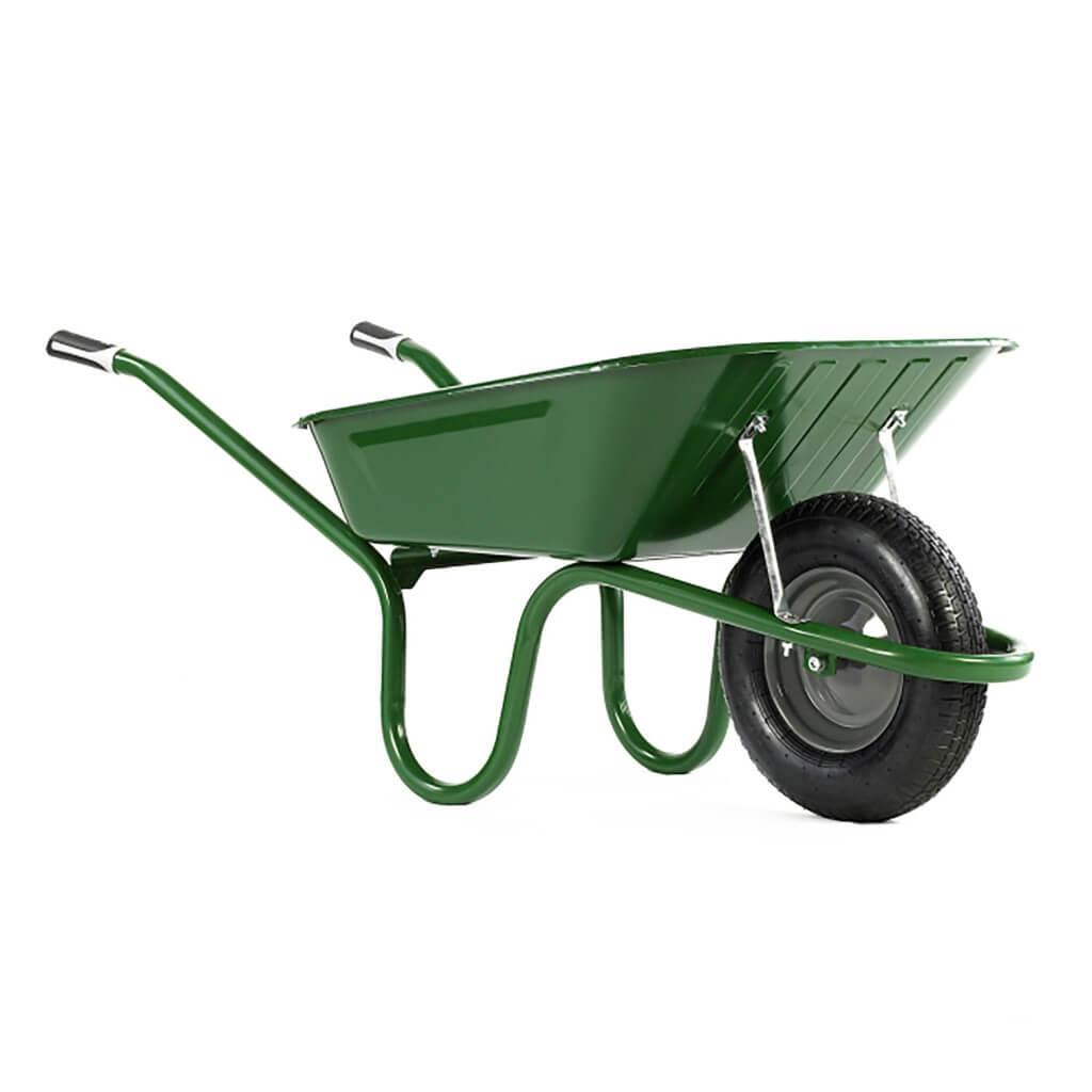 Original Green 90L Wheelbarrow