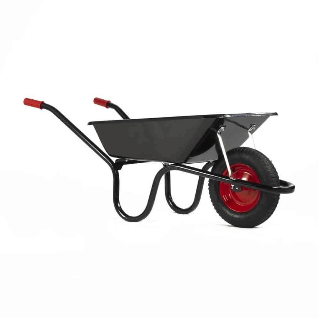 Camden Classic Black Wheelbarrow 85L