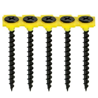 Collated Drywall Timber Screws