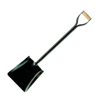 Defiance No2 All Steel Square Mouth Shovel