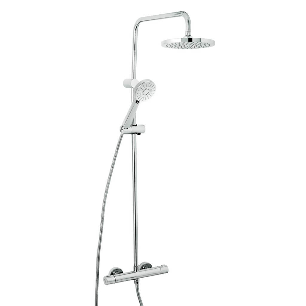 DEVA Dynamic Cool to Touch Bar Shower with Diverter