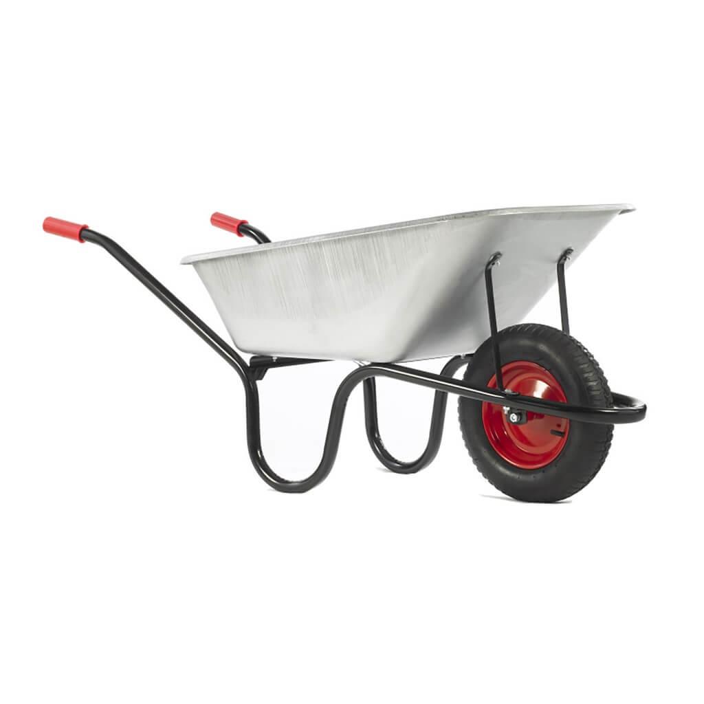 County Galvanised Wheelbarrow 120Ltr