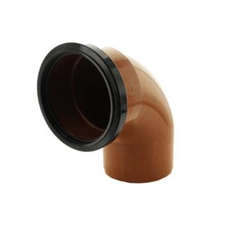 Hunter U/G 110 Bend 87.5deg Single Socket