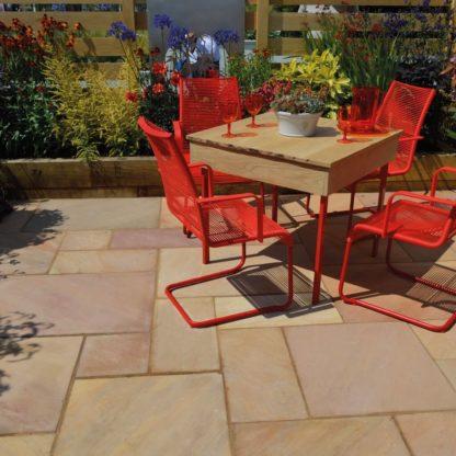 Digby Stone Sandstone Premium Sunset Lifestyle