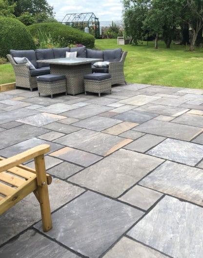 Digby Stone Sandstone Premium Twilight Lifestyle