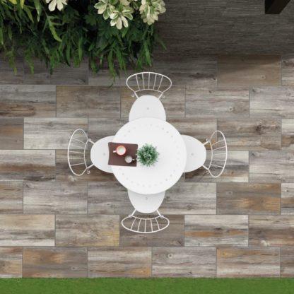 DigbyStone Universal Oak Wood Porcelain