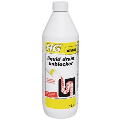 HG Liquid Drain Unblocker